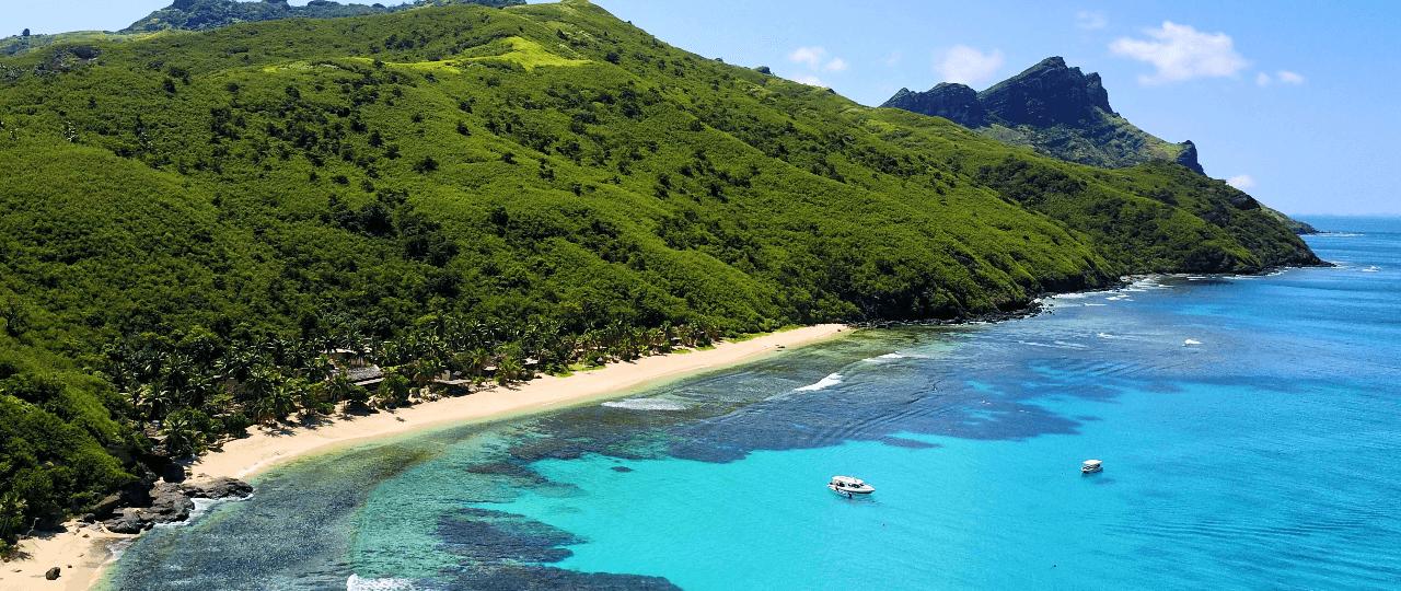 The Best Luxury Resort In Fiji Fiji Resorts Octopus Resort