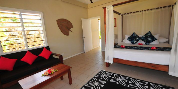 Deluxe One Bedroom Garden Villas